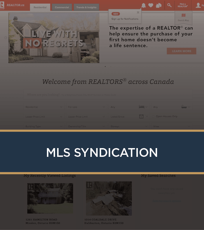 MLS Syndication